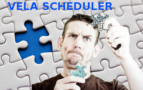 vela schedulatore